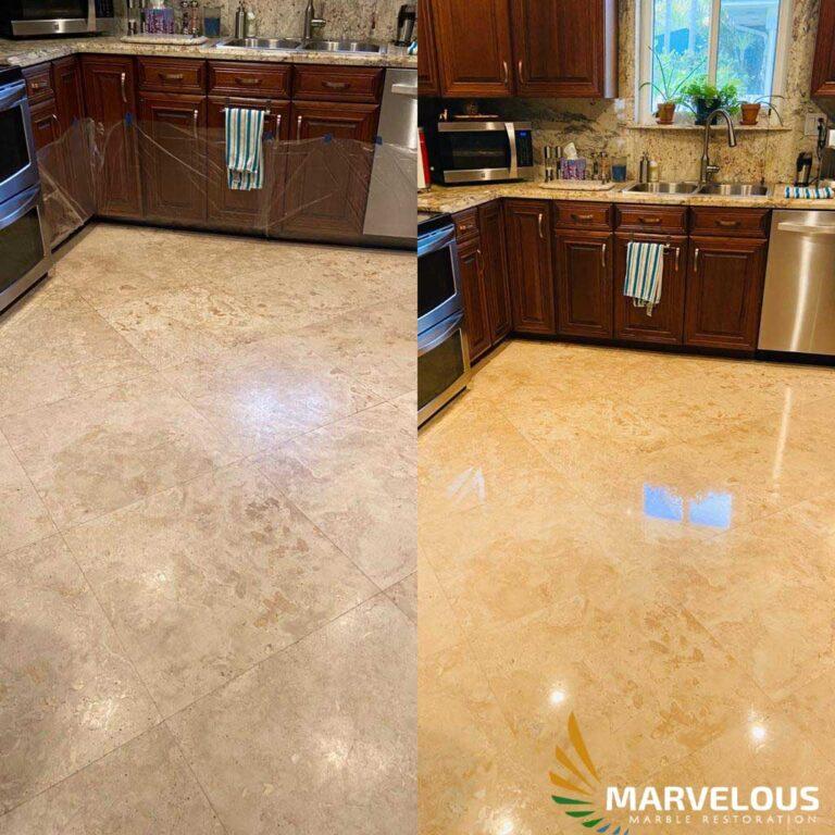 Marble Restoration