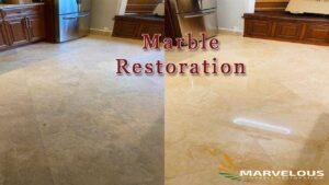 Marble Restoration in West Palm Beach
