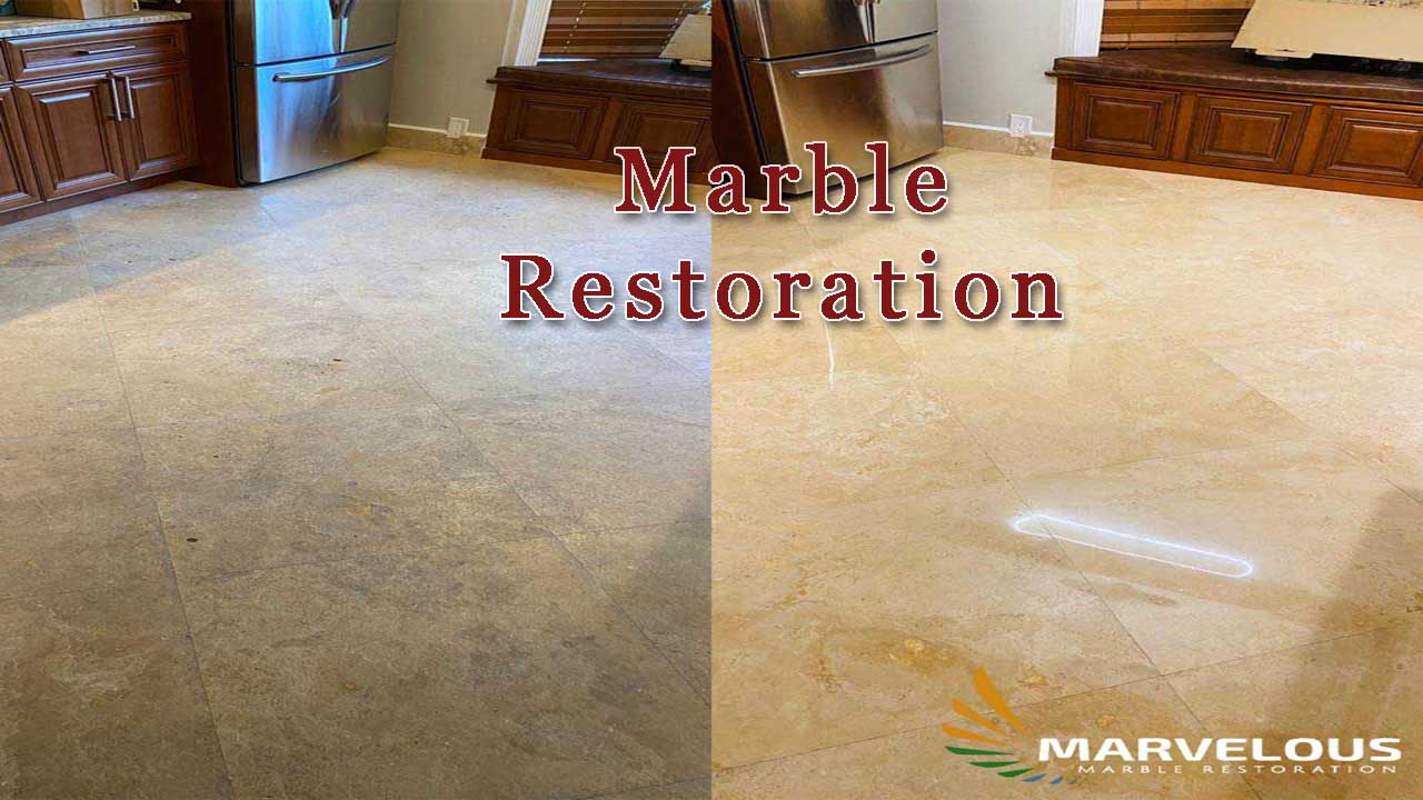 Best Marble Restoration Service in West Palm Beach