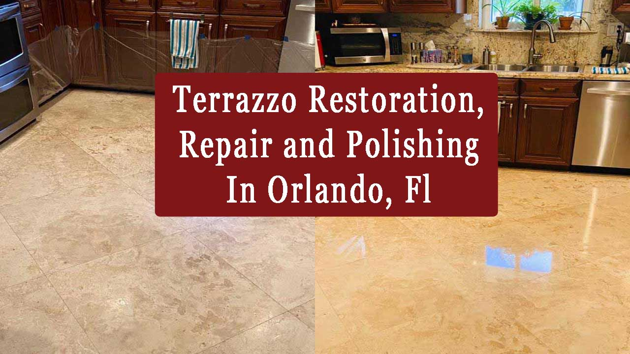 Best Company for Terrazzo Restoration, Repair and Polishing in Orlando
